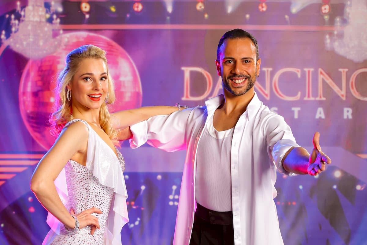 Silvia Scheider - Danilo Campisi im Halbfinale Dancing Stars am 20.11.2020