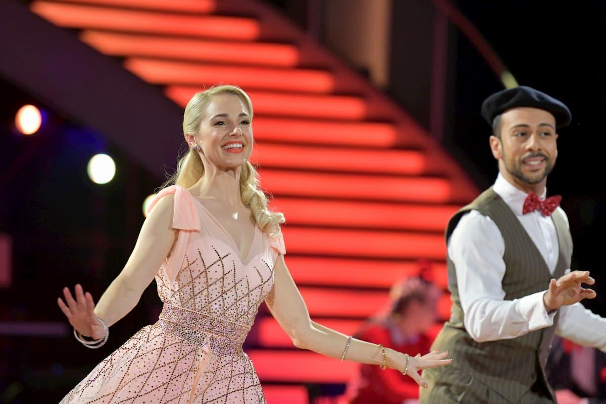 Silvia Schneider - Danilo Campisi Show-Tanz Finale Dancing Stars 2020 am 27.11.2020