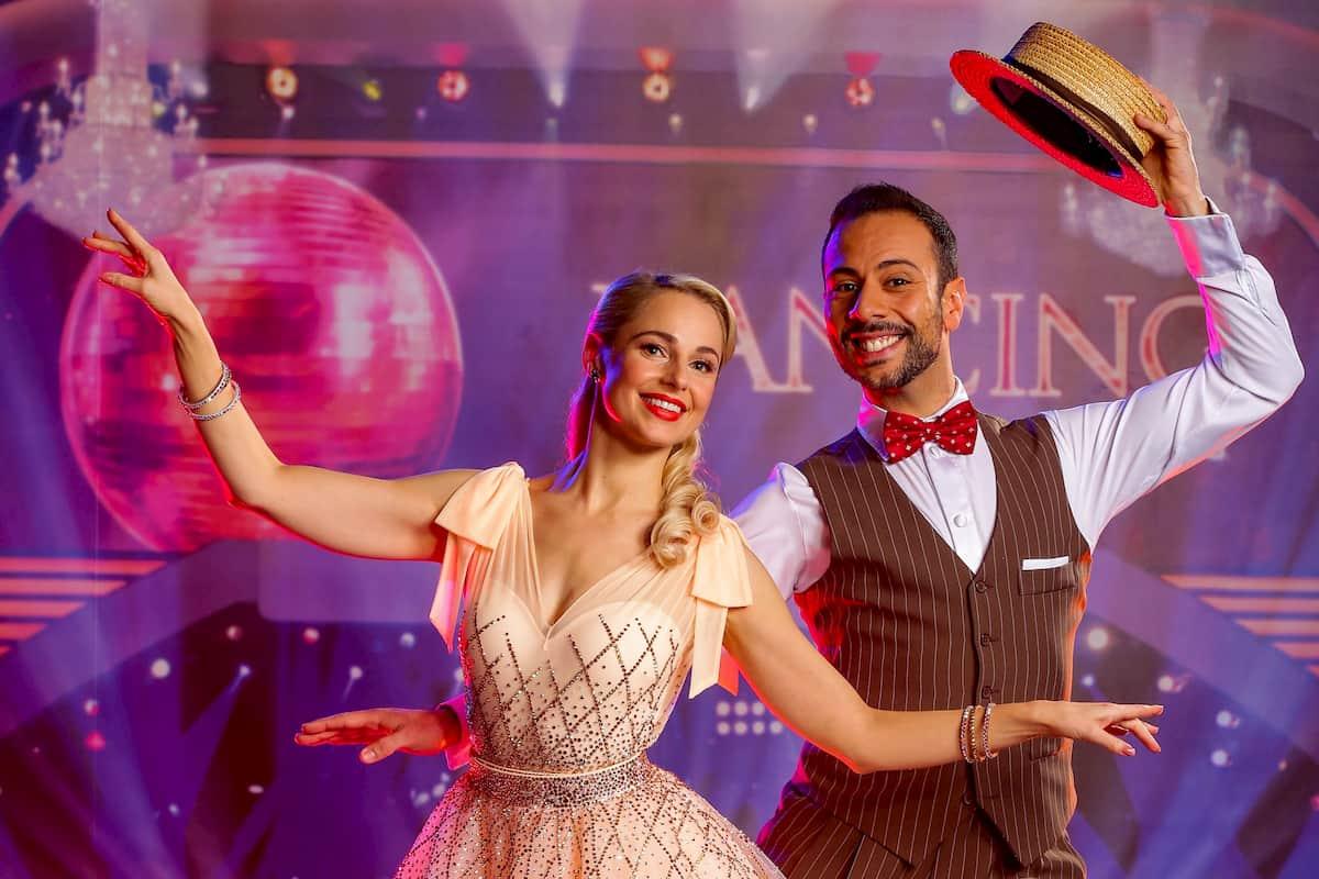 Silvia Schneider - Danilo Campisi im Finale der Dancing Stars 2020 auf Platz 3