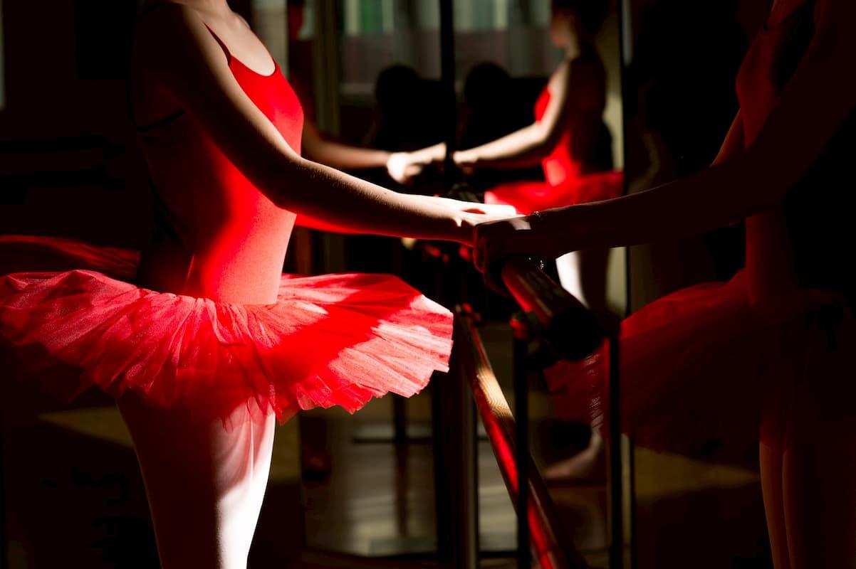 Supertalent 2021 - Als Kandidat bewerben für das Supertalent 2021 - auf dem Foto zu sehen ist eine Balletttänzerin