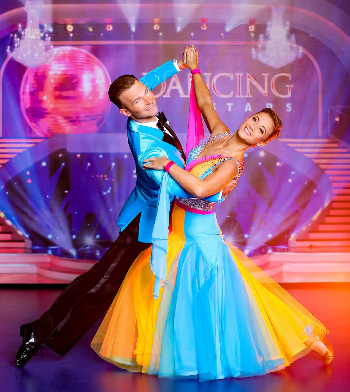 Vadim Garbuzov - Michaela Kirchgasser bei den Dancing Stars am 13.11.2020