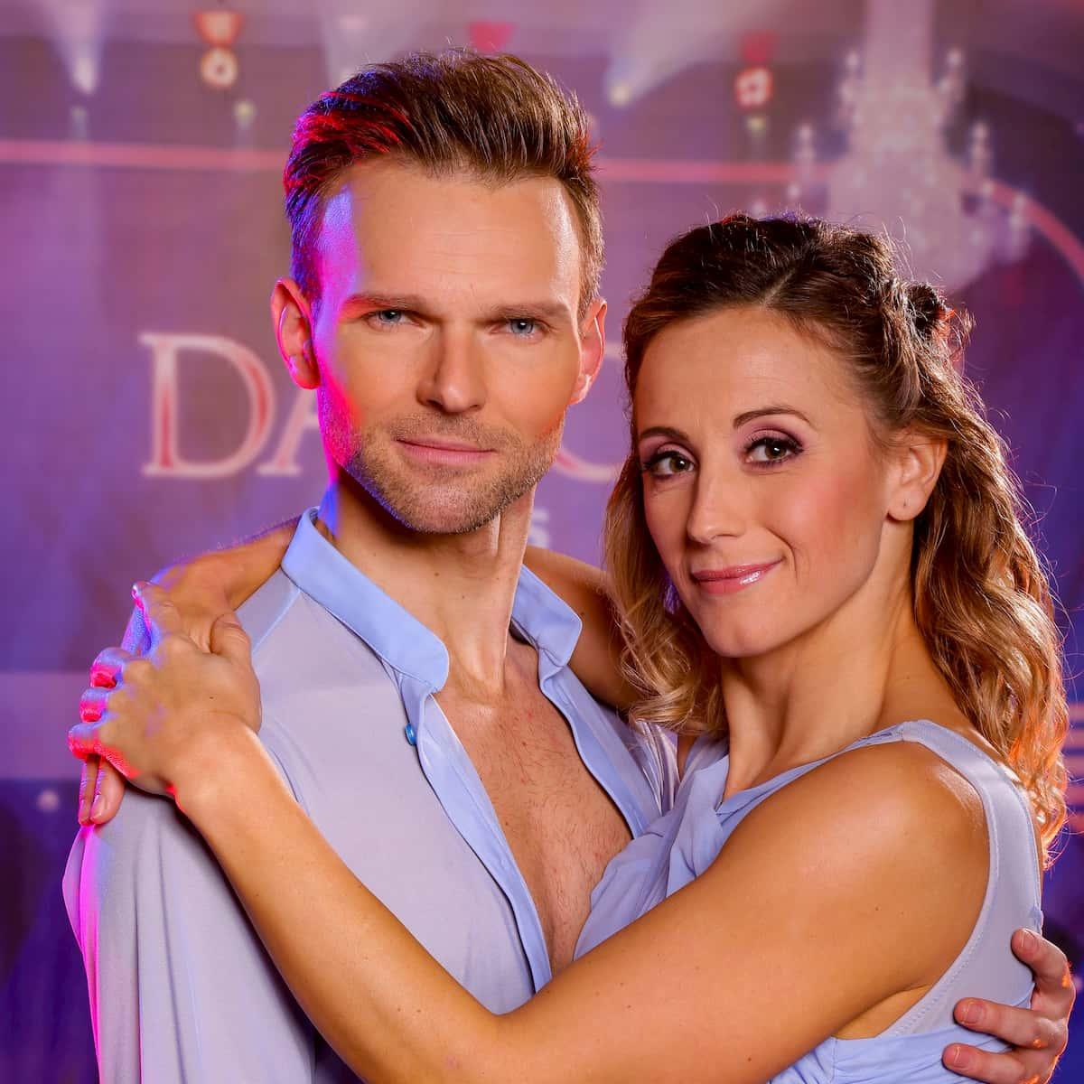Vadim Garbuzov und Michaela Kirchgasser als Sieger-Gewinner Dancing Stars 2020