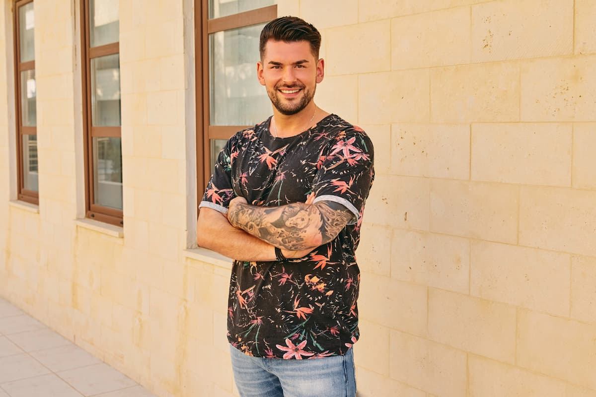 Ausgeschieden bei der Bachelorette am 2.12.2020 - Kandidat Ioannis