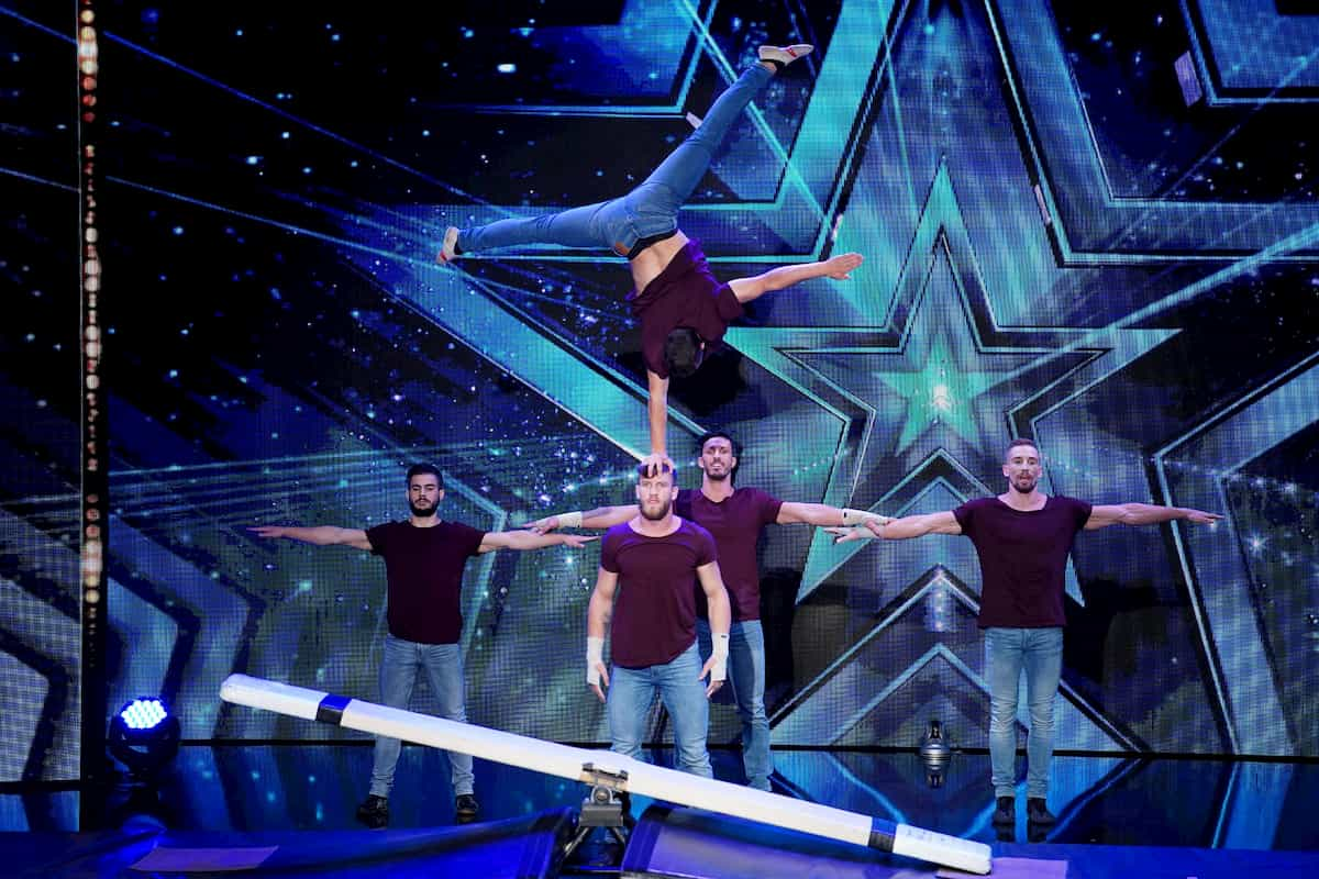 First Try beim Supertalent am 10.12.2020 Kandidaten