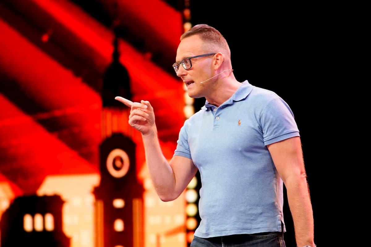 Fred Mac Farland beim Supertalent am 12.12.2020