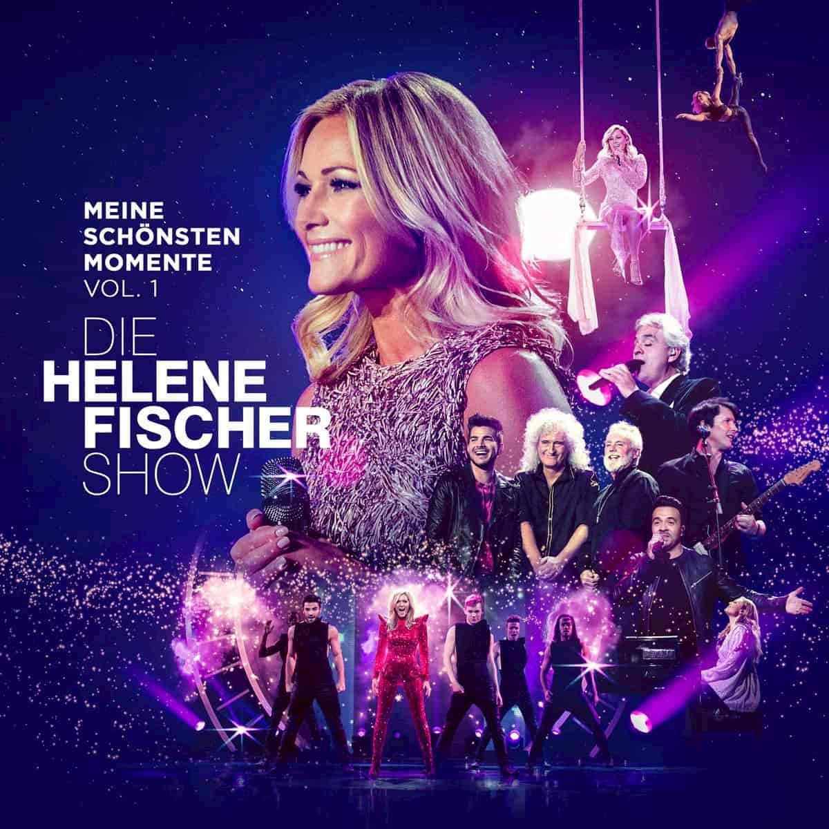 Helene Fischer Show CD Vol. 1