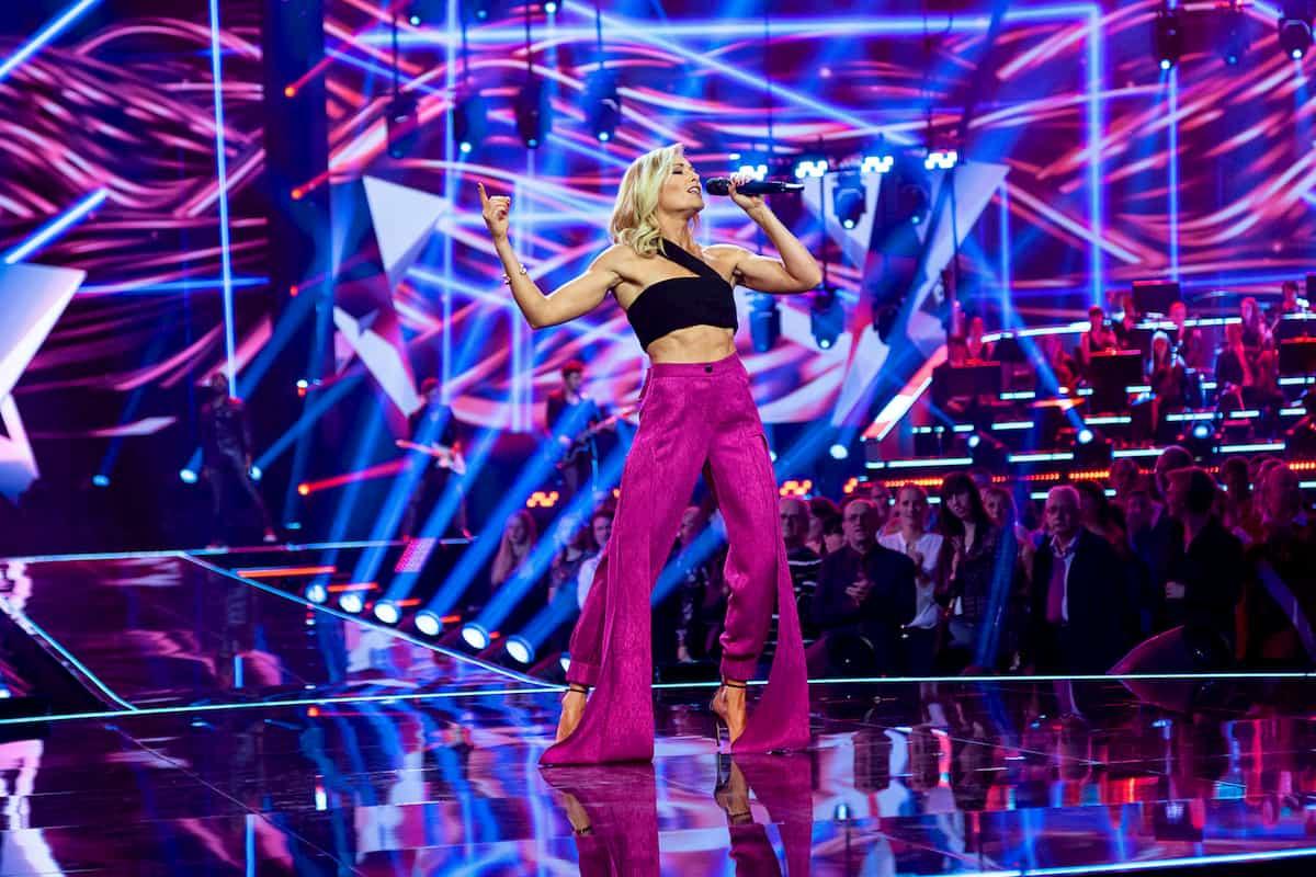 Helene Fischer singt in der Weihnachts-Show von Helene Fischer 2020