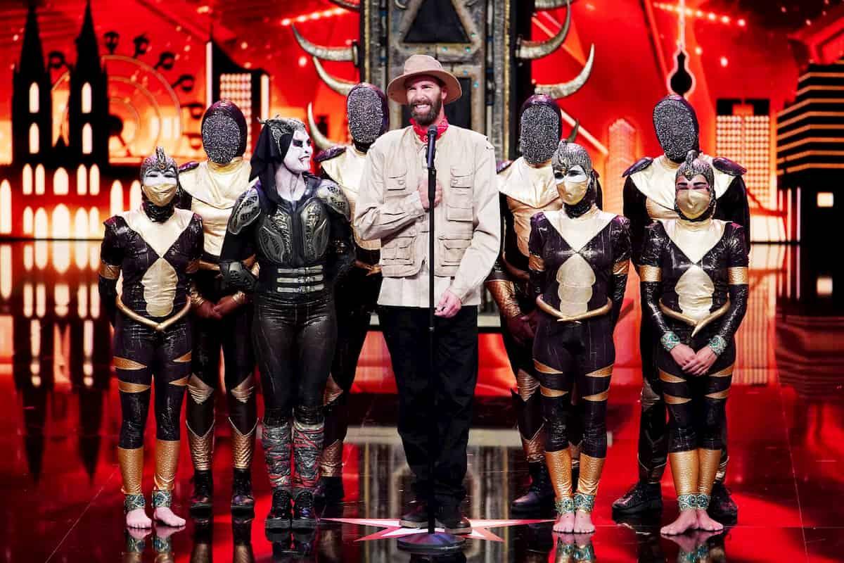 Magus Utopia ist im Finale Supertalent 2020 am 19.12.2020