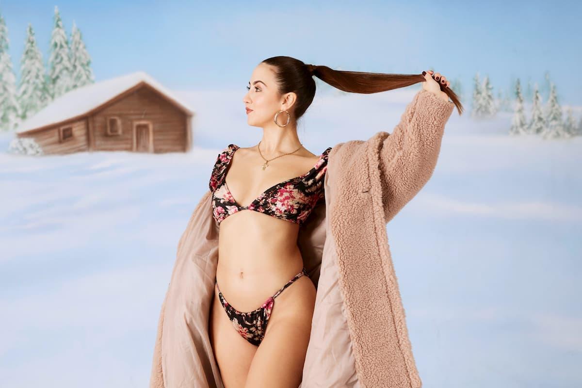 Maria - Bachelor 2021 Kandidatin im Bikini