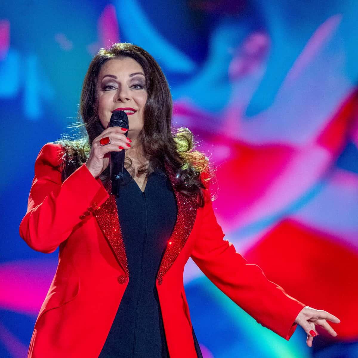 Marianne Rosenberg in der Silvester-Show 31.12.2020 Pilawa in ARD und ORF