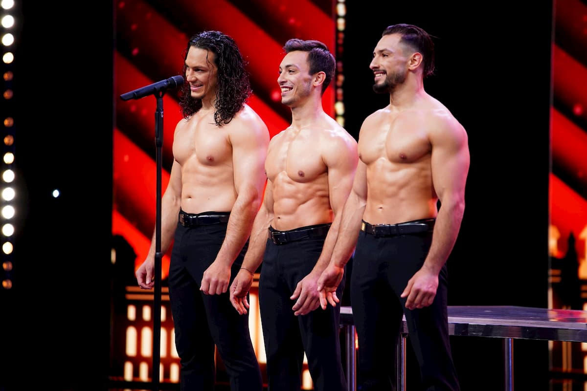 Messoudi Brothers sind im Finale Supertalent 2020 am 19.12.2020