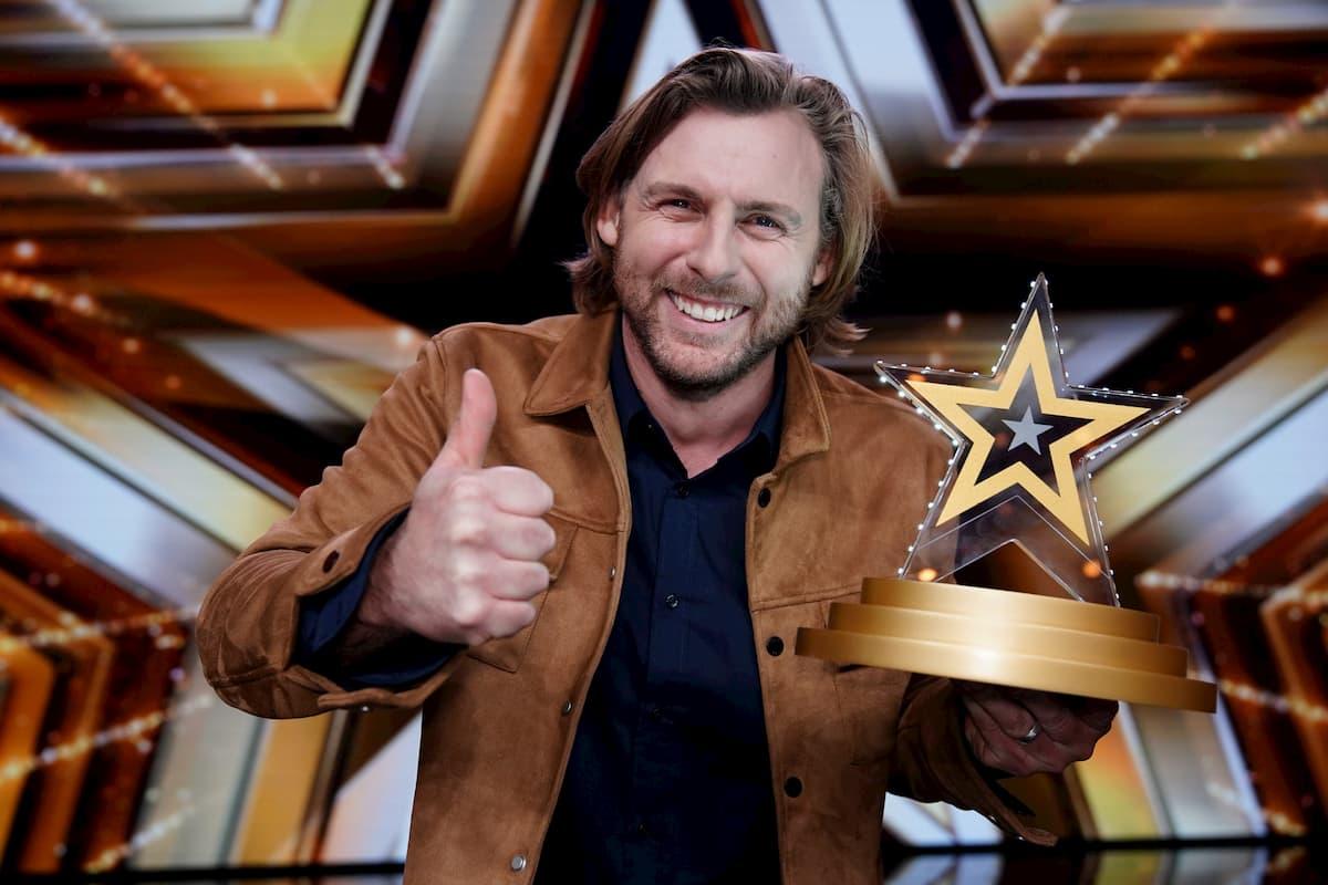 Nick Ferretti - Sieger bzw. Gewinner vom Supertalent 2020