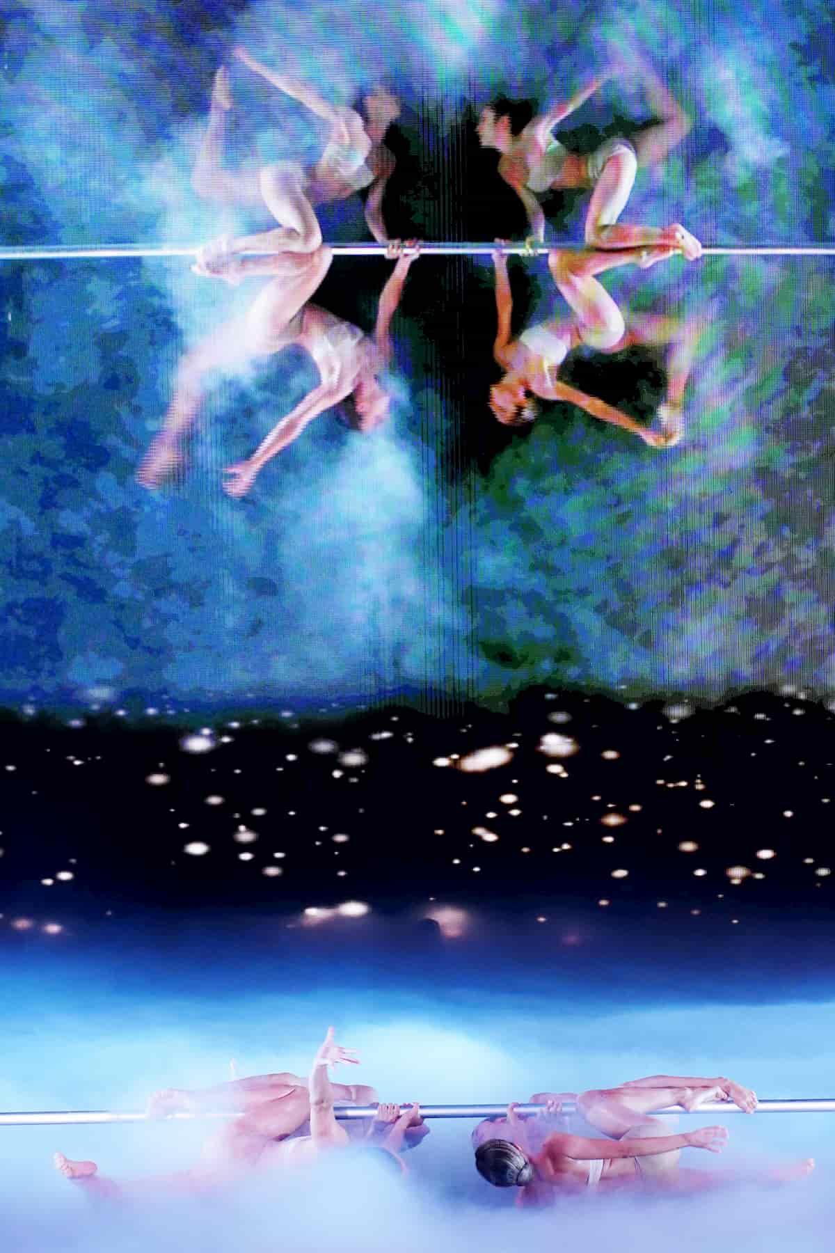 No Gravity Theatre beim Supertalent am 17.12.2020