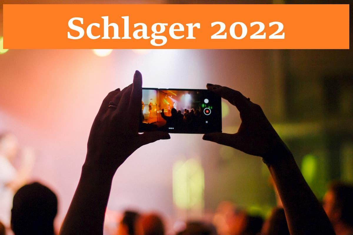 Schlager 2022 - Schlager-Nachrichten 2022 - neue CDs, Konzerte, Termine