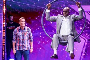 Supertalent alle Sieger, alle Gewinner vom Supertalent - hier im Bild Dieter Bohlen und Bruce Darnell