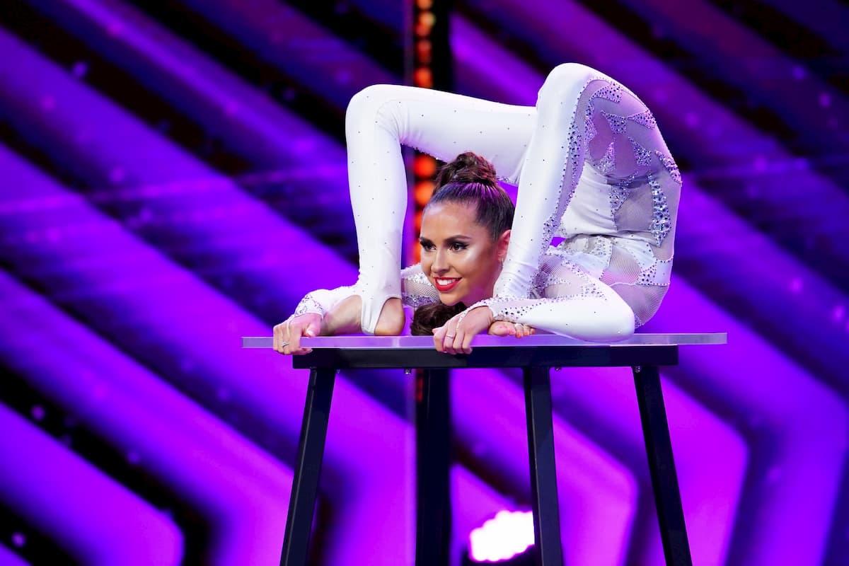 Supertalent am 10.12.2020 alle Kandidaten - hier im Bild Ruslana Krutas