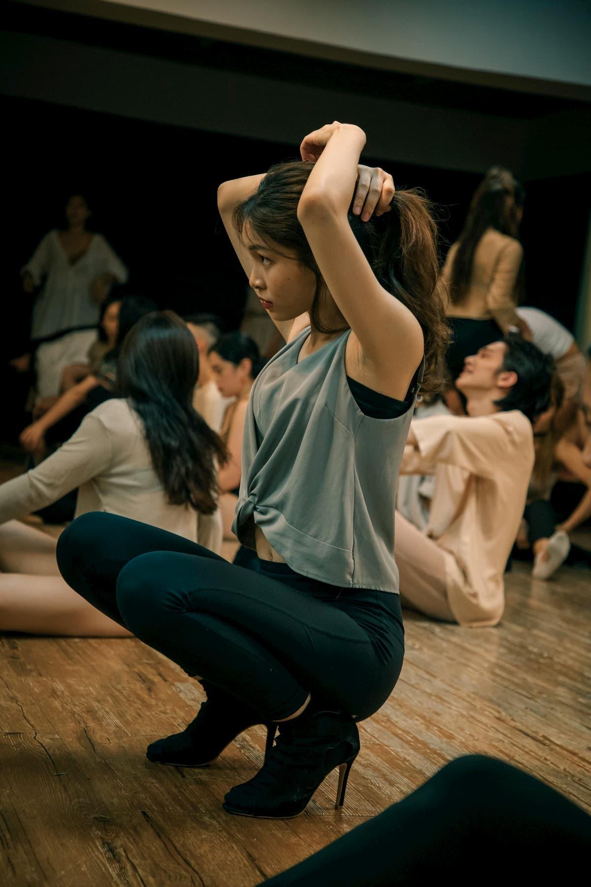 Tanz-Festivals sind immer eine gute Gelegenheit, sein Tanzen zu verbessern