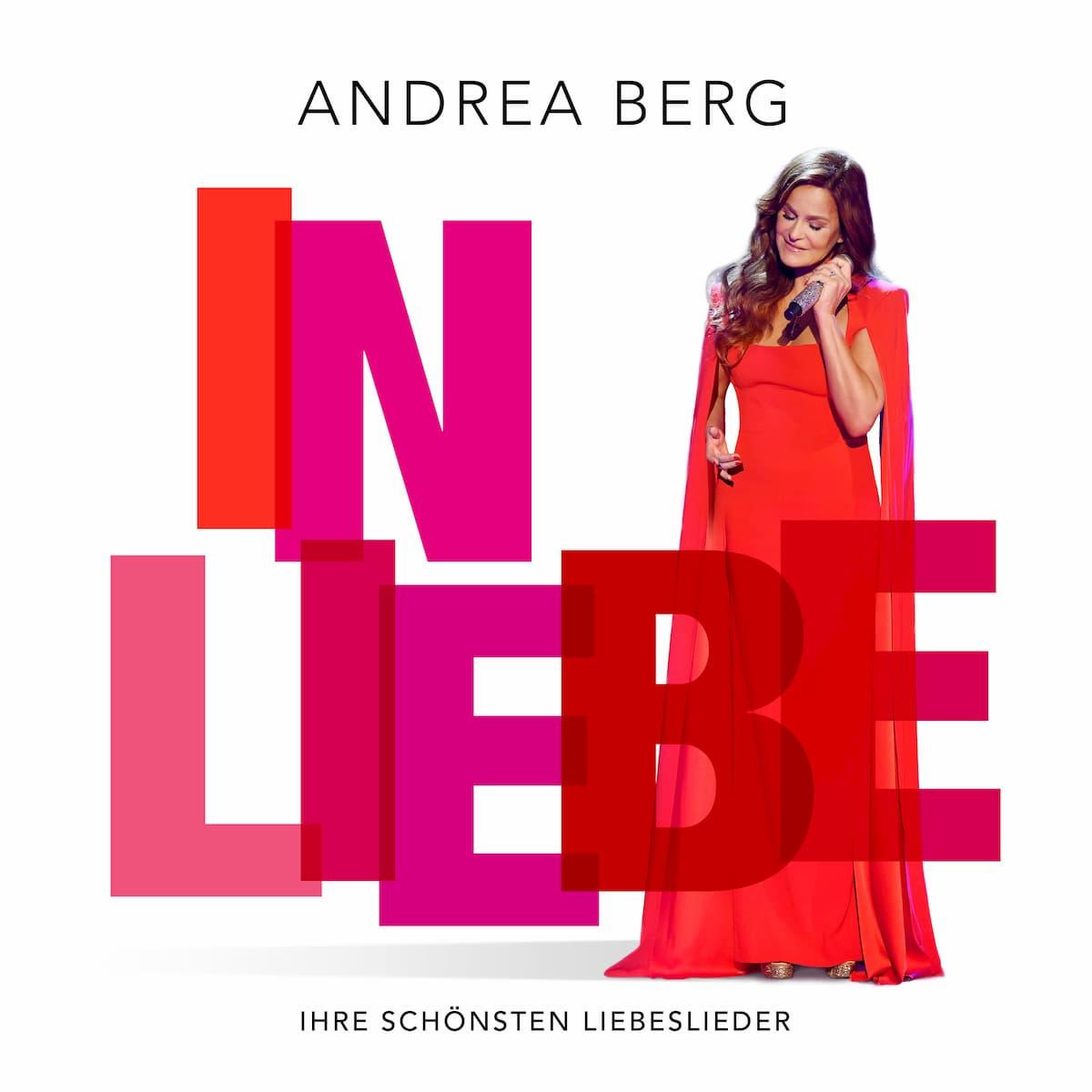 Andrea Berg In Liebe - Neues Album 2021
