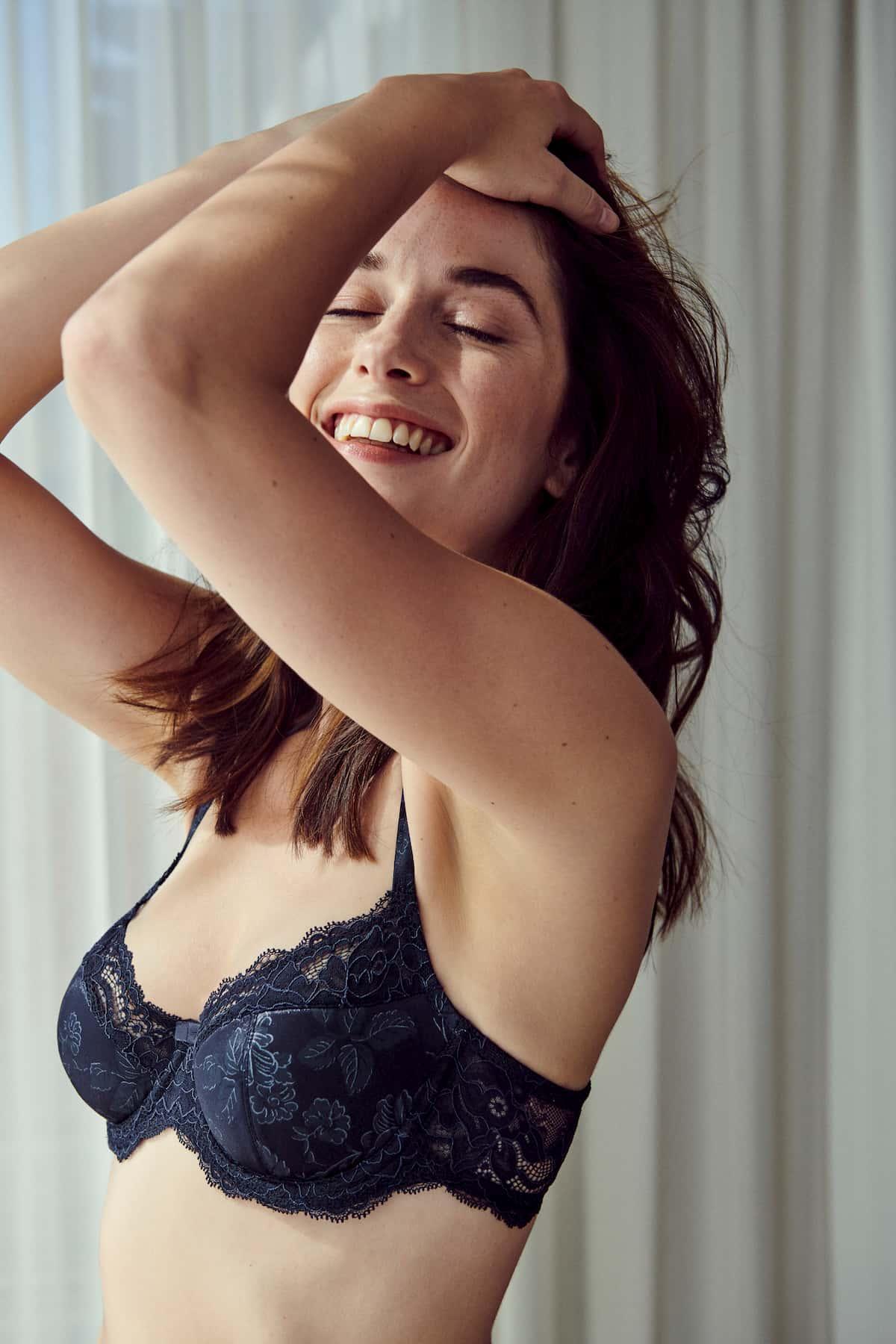 BH Marie Jo, Modell Sylvia, Farbe Velvet Blue