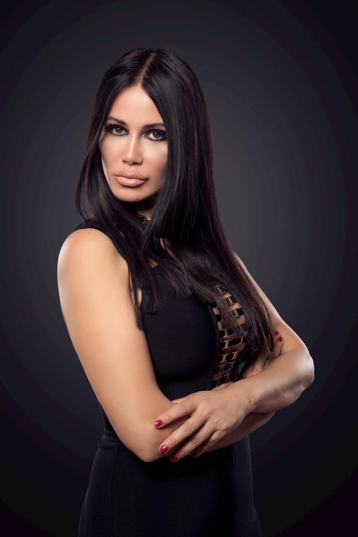 Djamila Rowe - Dschungel-Show 2021 Kandidatin