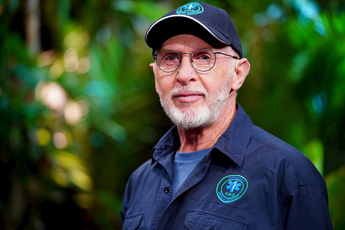 Dr. Bob - auch bei der Dschungelshow 2021 dabei
