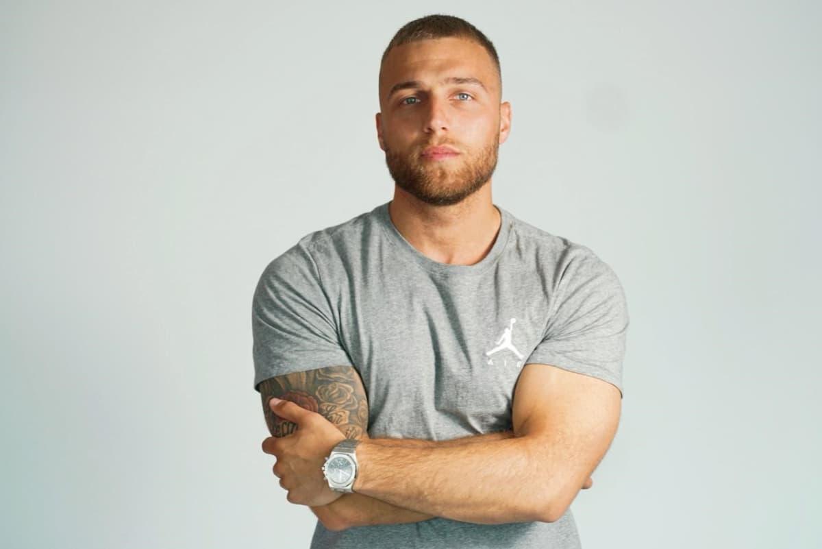 Filip Pavlovic - Dschungel-Show 2021 Kandidat