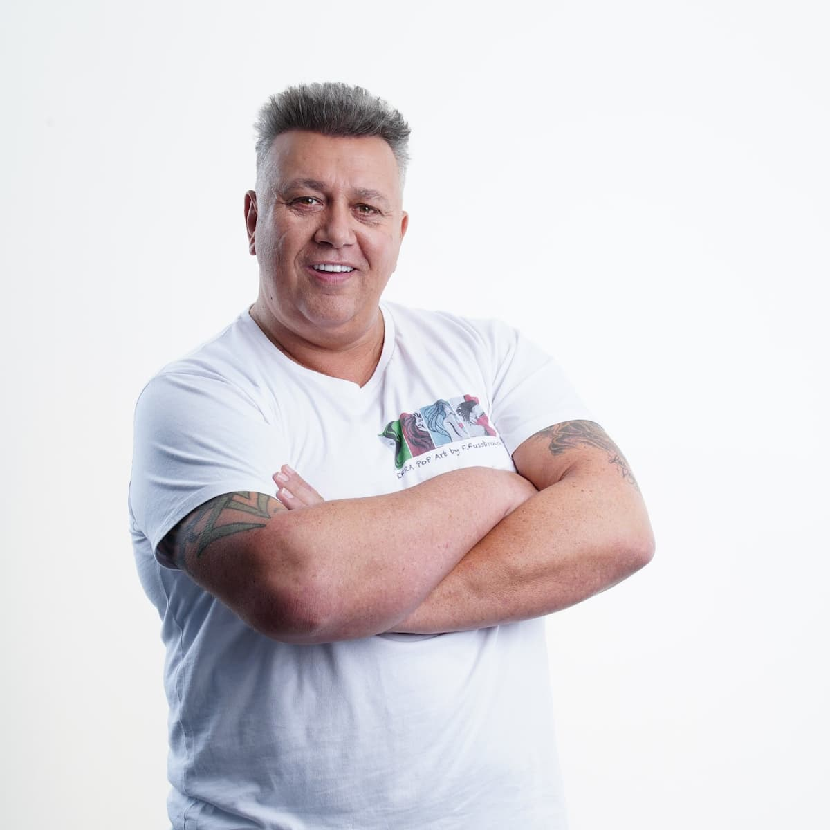 Frank Fussbroich Kandidat der Dschungelshow 2021