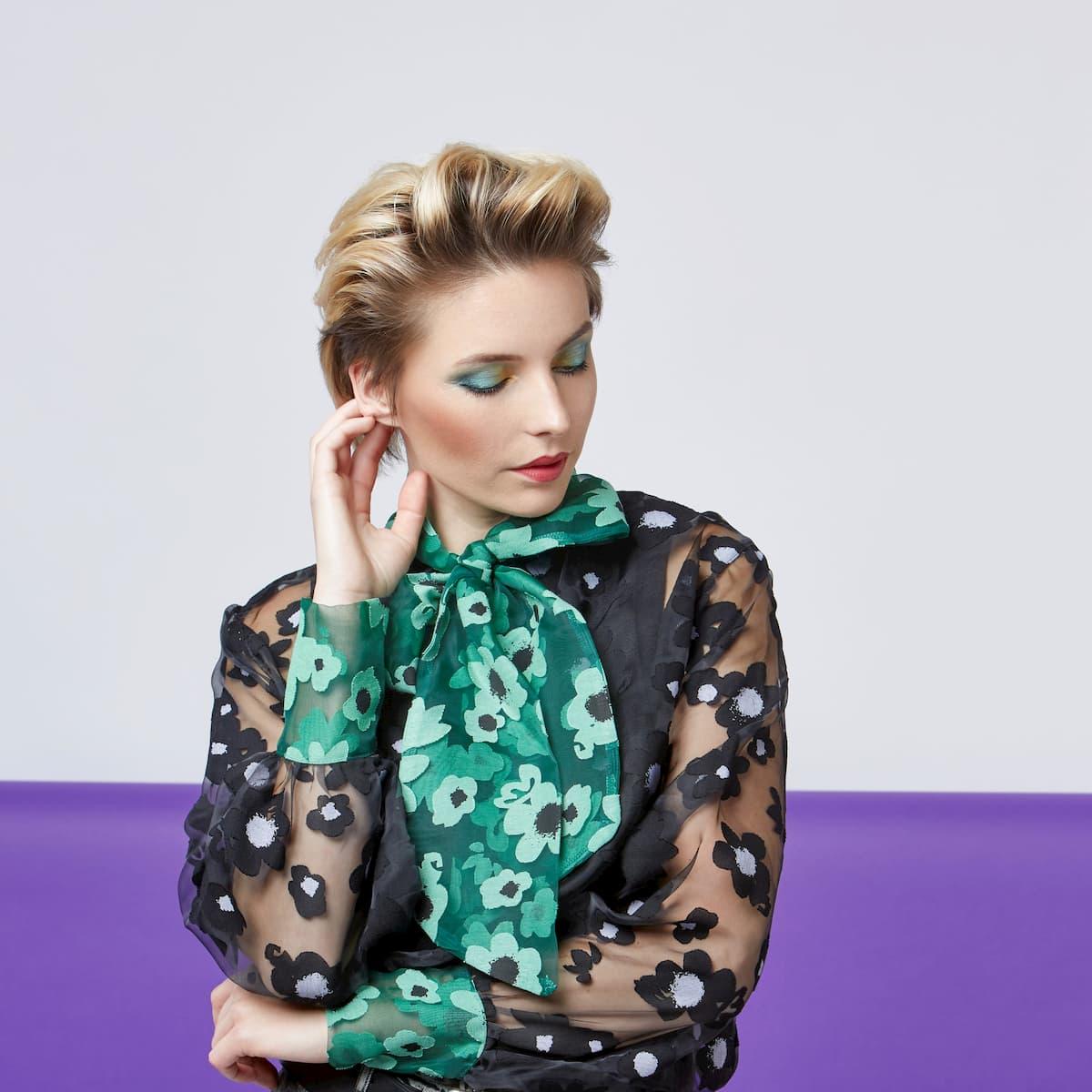 Frisuren-Trends 2021 im Winter - Frisuren für kurze Haare