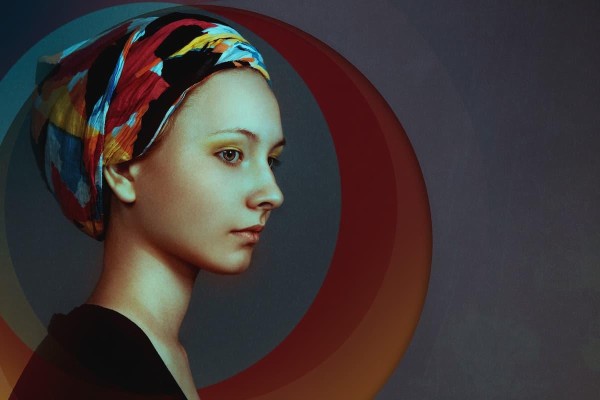 Kopftücher - Mode-Trends 2021