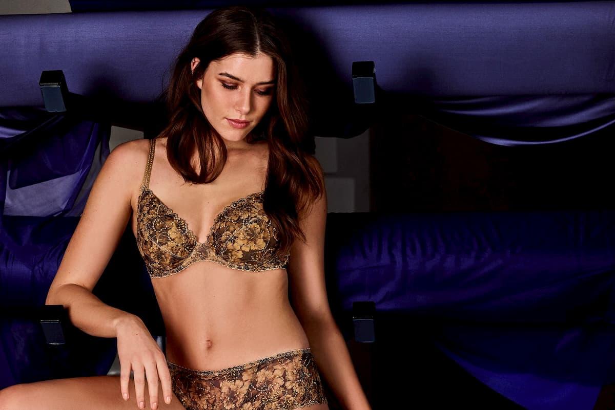 Lingerie Winter 2021 Marie Jo Modell Jane, Farbe Gold