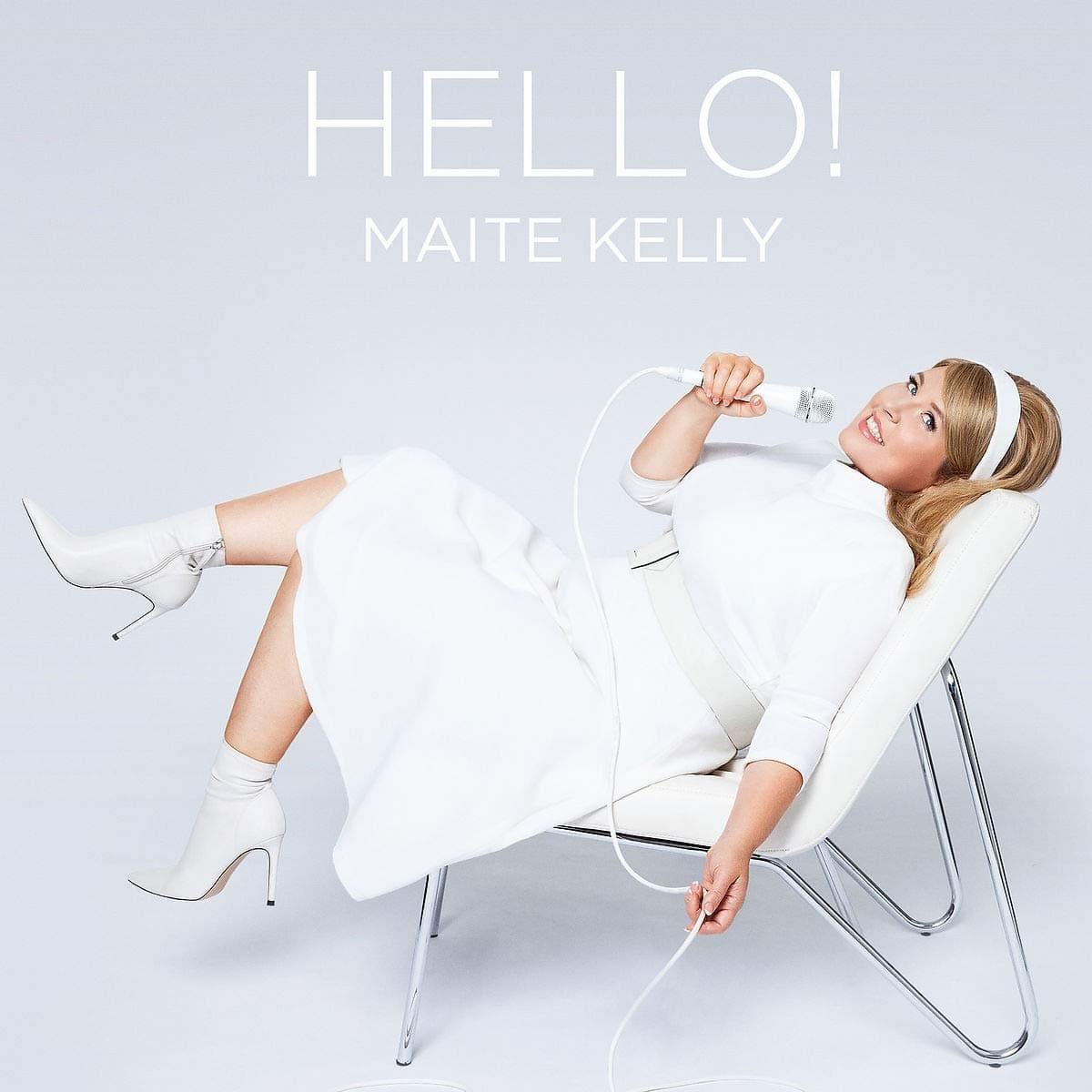 Maite Kelly Album Hello 2021
