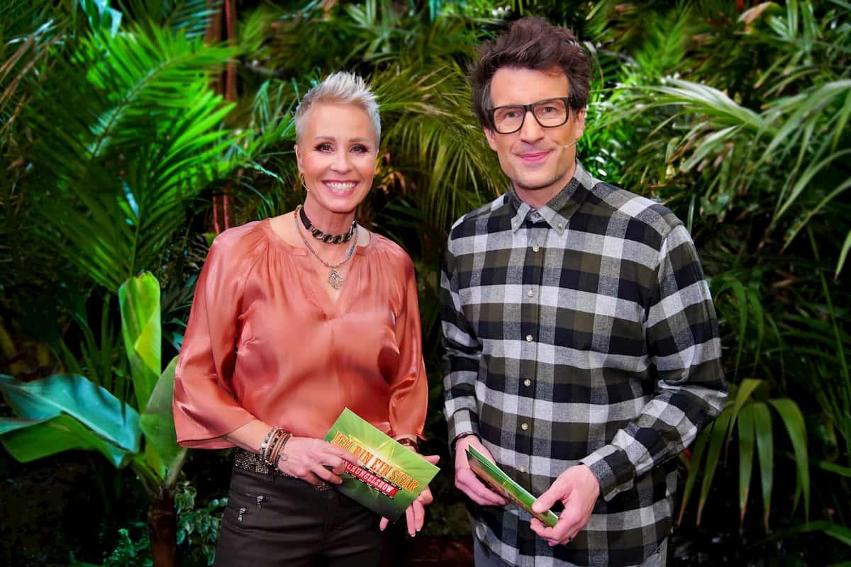 Moderatoren der Dschungel-Show 2021 Sonja Zietlow und Daniel Hartwich