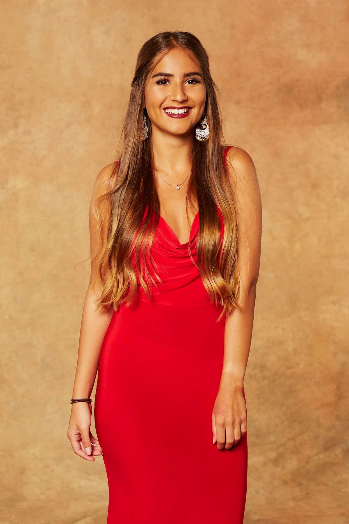 Nina als Kandidatin beim Bachelor 2021