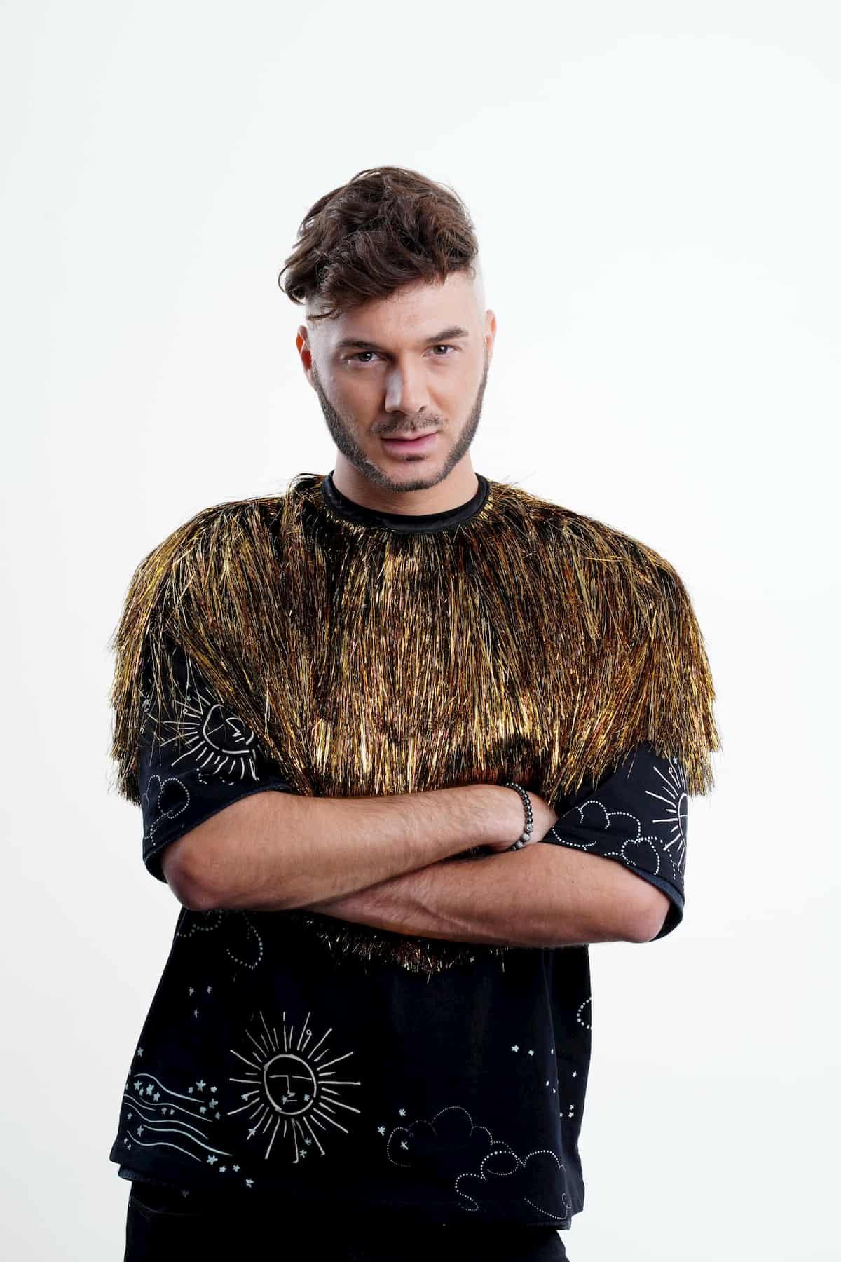 Sam Dylan - Dschungel-Show 2021 Kandidat