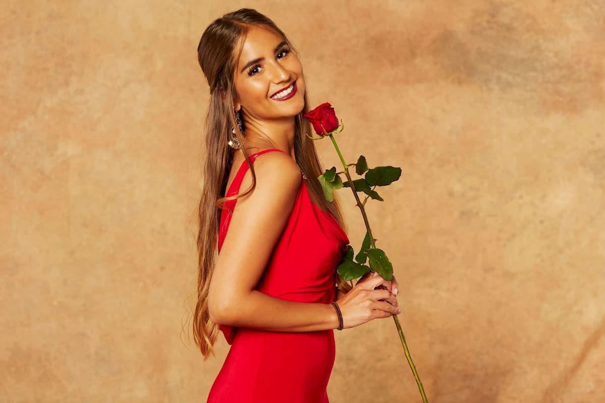 Ausgeschieden beim Bachelor am 3.2.2021 - Kandidatin Nina