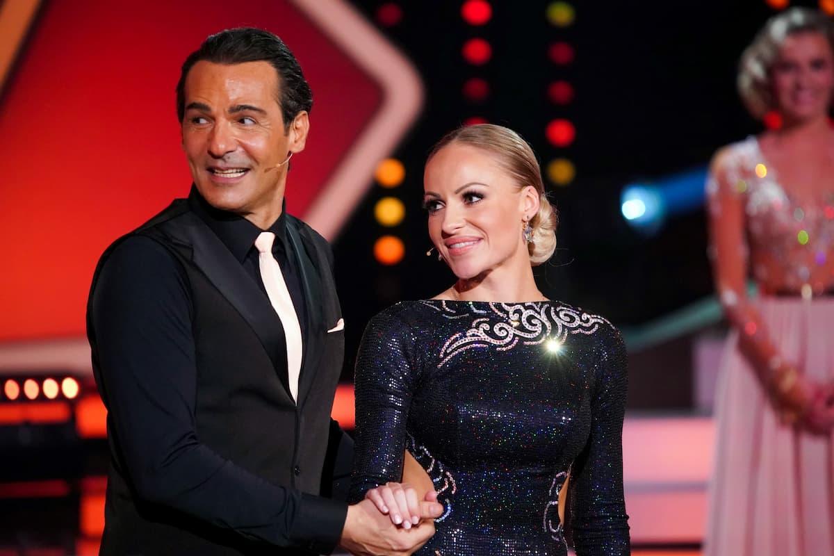 Erol Sander und Marta Arndt bei Let's dance am 26.2.2021