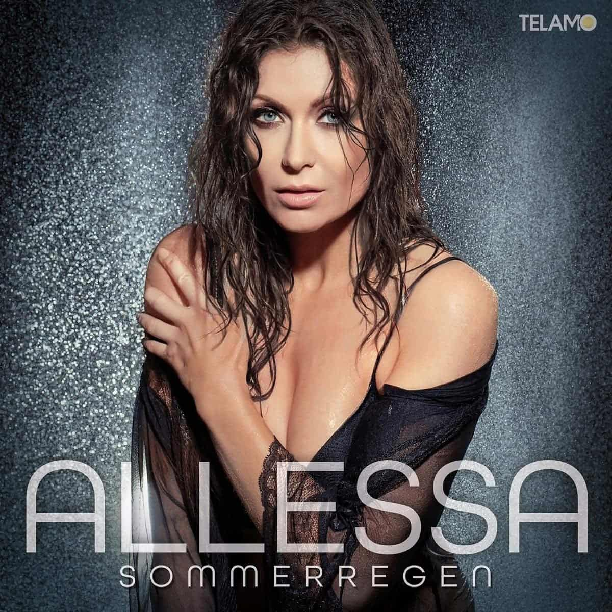 Allessa 2021 - Neue CD Sommerregen - Album-Cover
