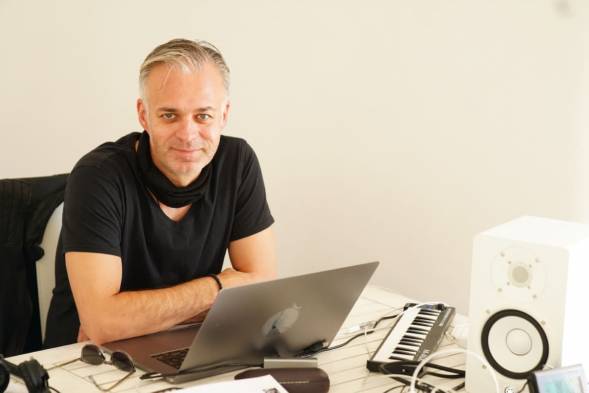 Andre Franke - Vocal-Coach bei DSDS, Komponist, Produzent