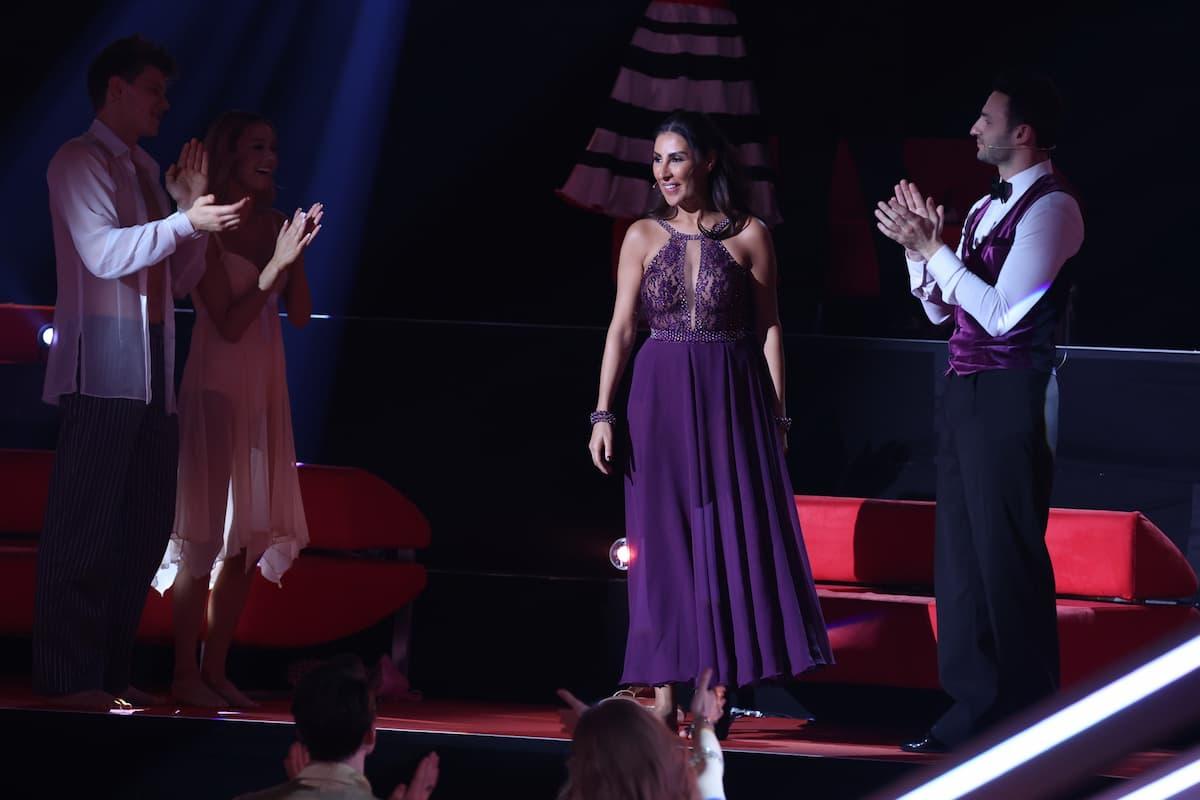 Ausgeschieden bei Let's dance am 19.3.2021 Senna Gammour und Robert Beitsch