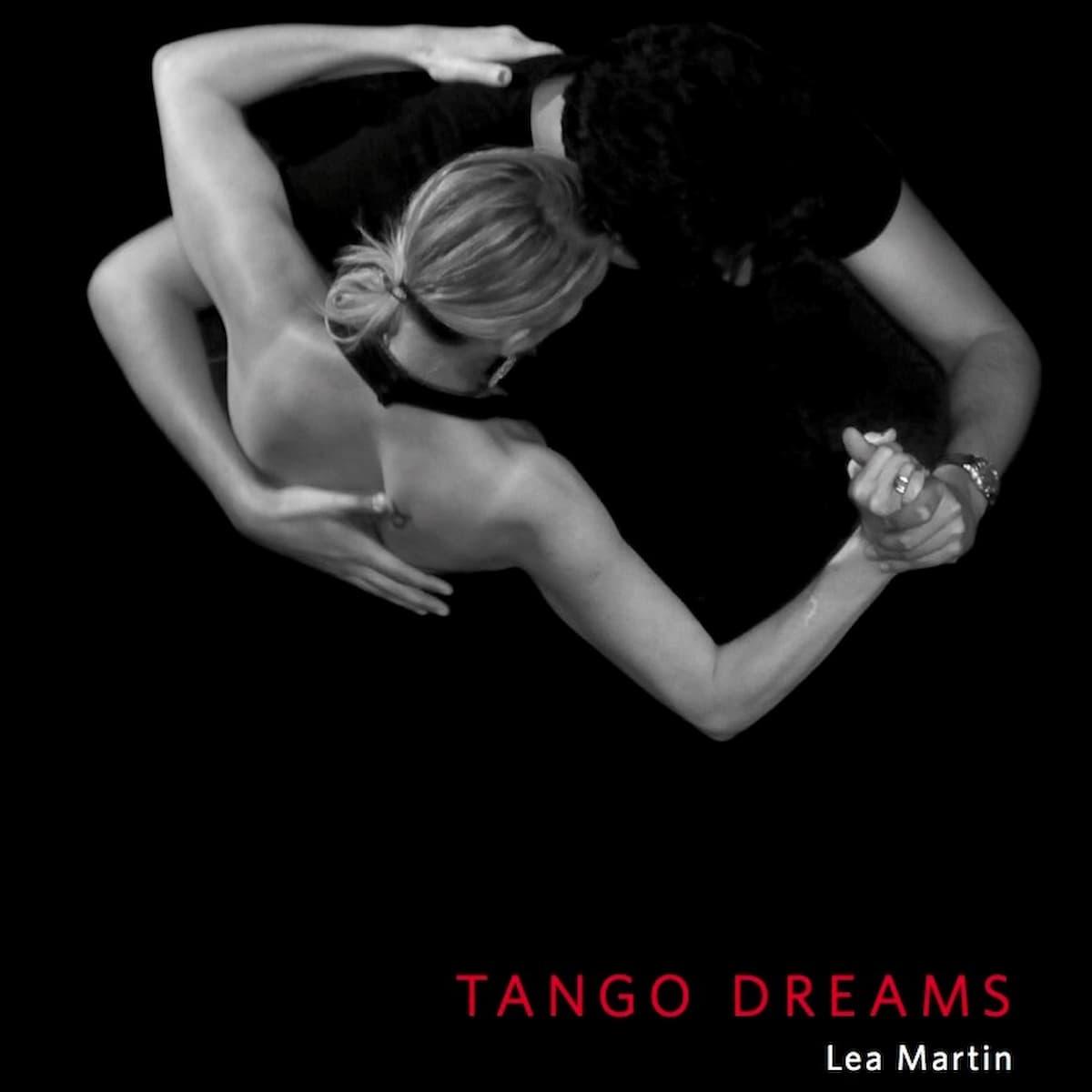 """Buch """"Tango Dreams"""" von Lea Martin"""