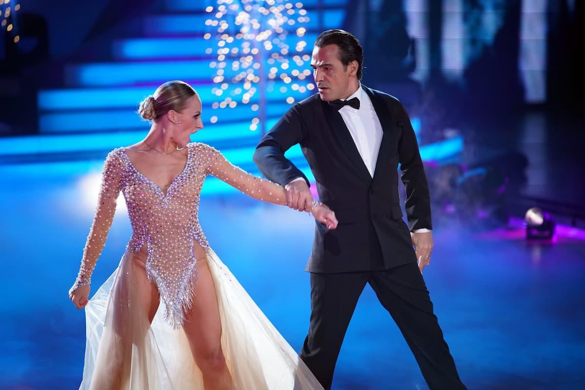 Erol Sander und Marta Arndt bei Let's dance am 5.3.2021