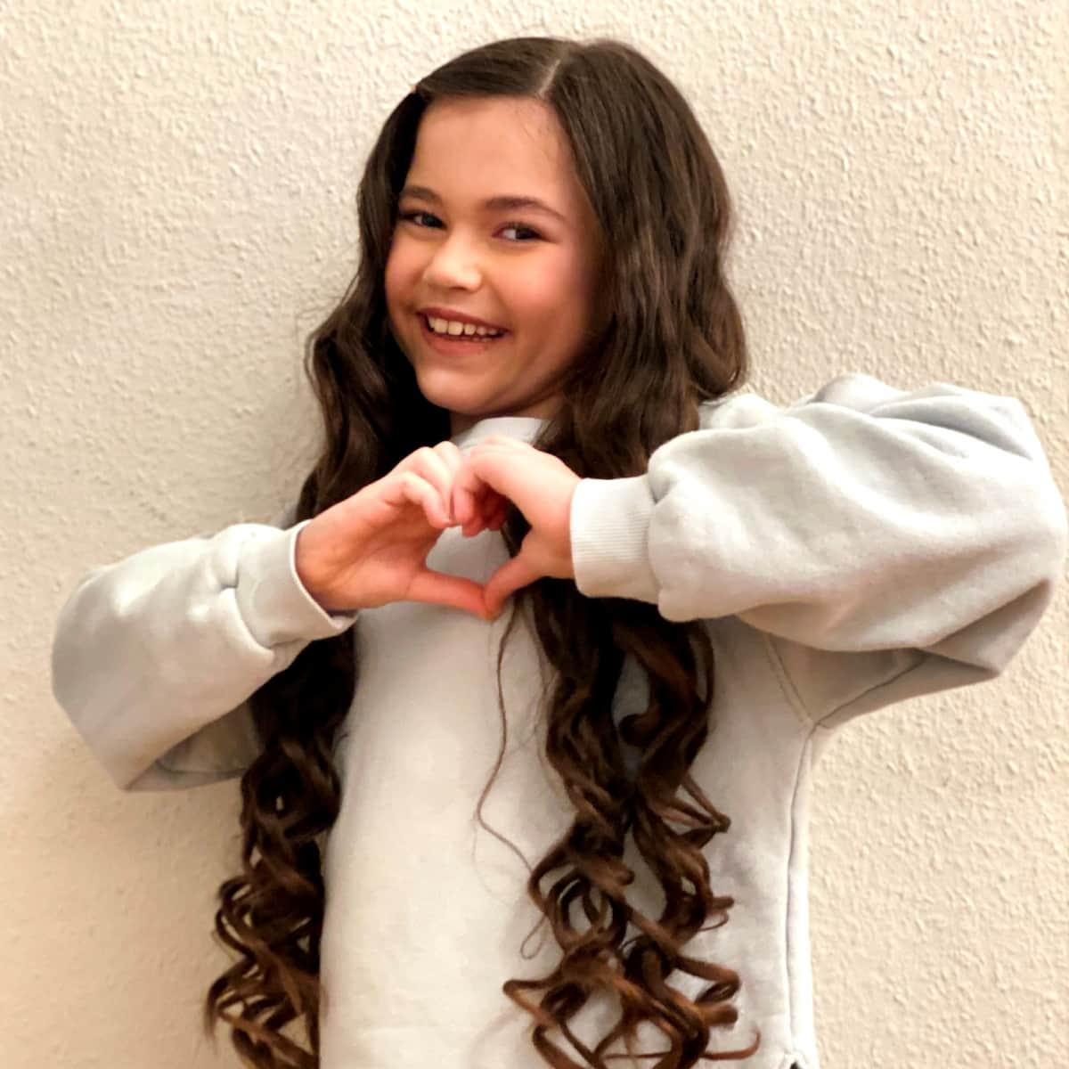Jana Lembersky - Tänzerin bei Let's dance Kids 2021