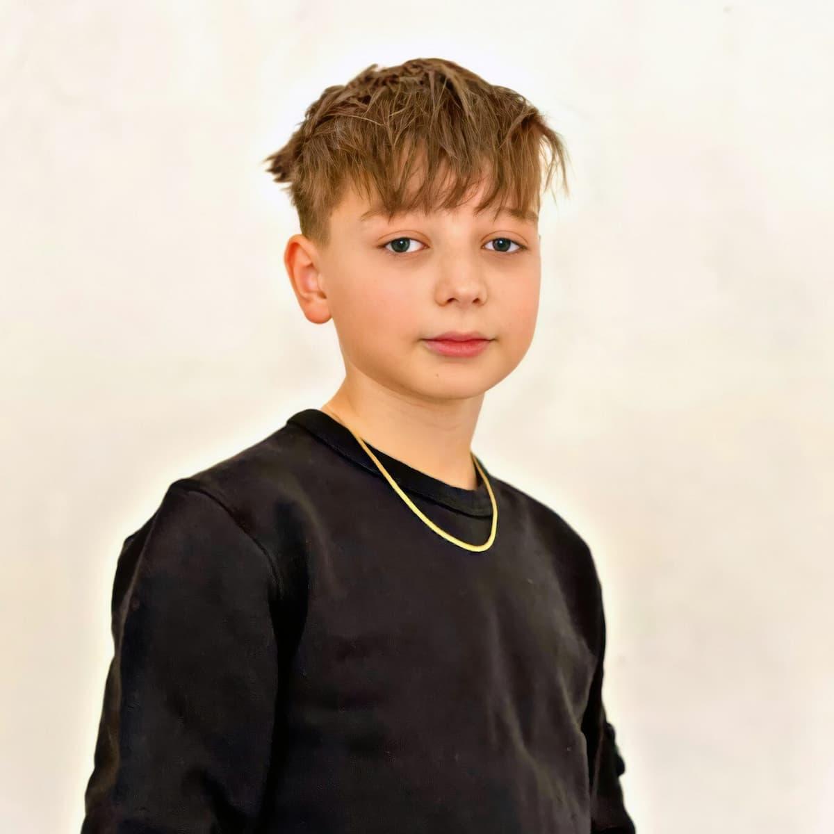 Mischa Bakscheev - Tänzer bei Let's dance Kids 2021