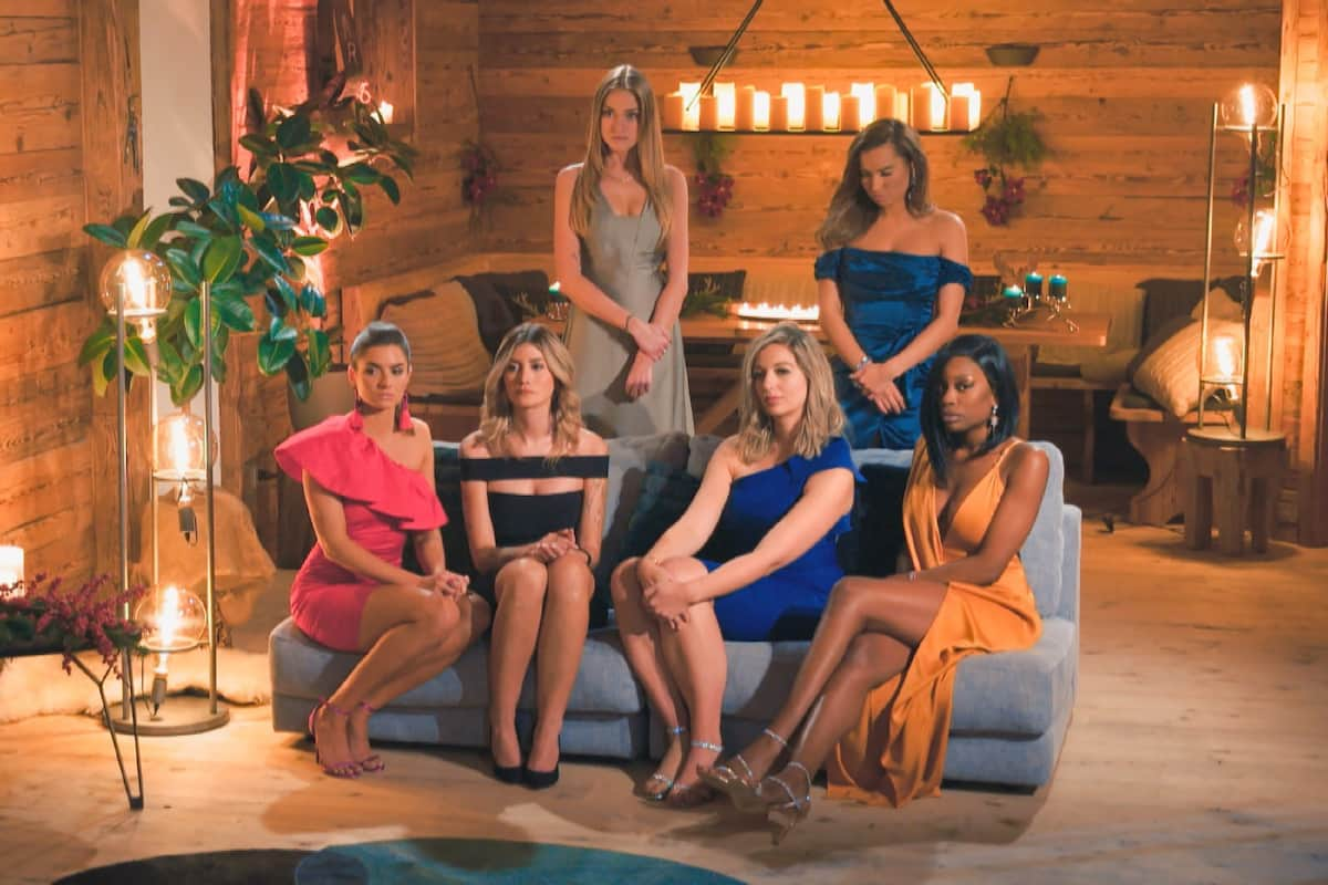 Nacht der Rosen Bachelor 3.3.2021 - Michele, Stephie, Mimi, Hannah, Karina und Linda