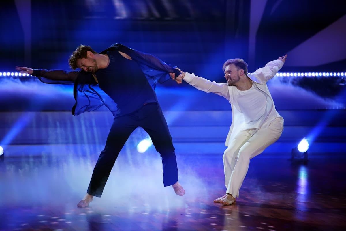 Nicolas Puschmann - Vadim Garbuzov bei Let's dance am 26.3.2021