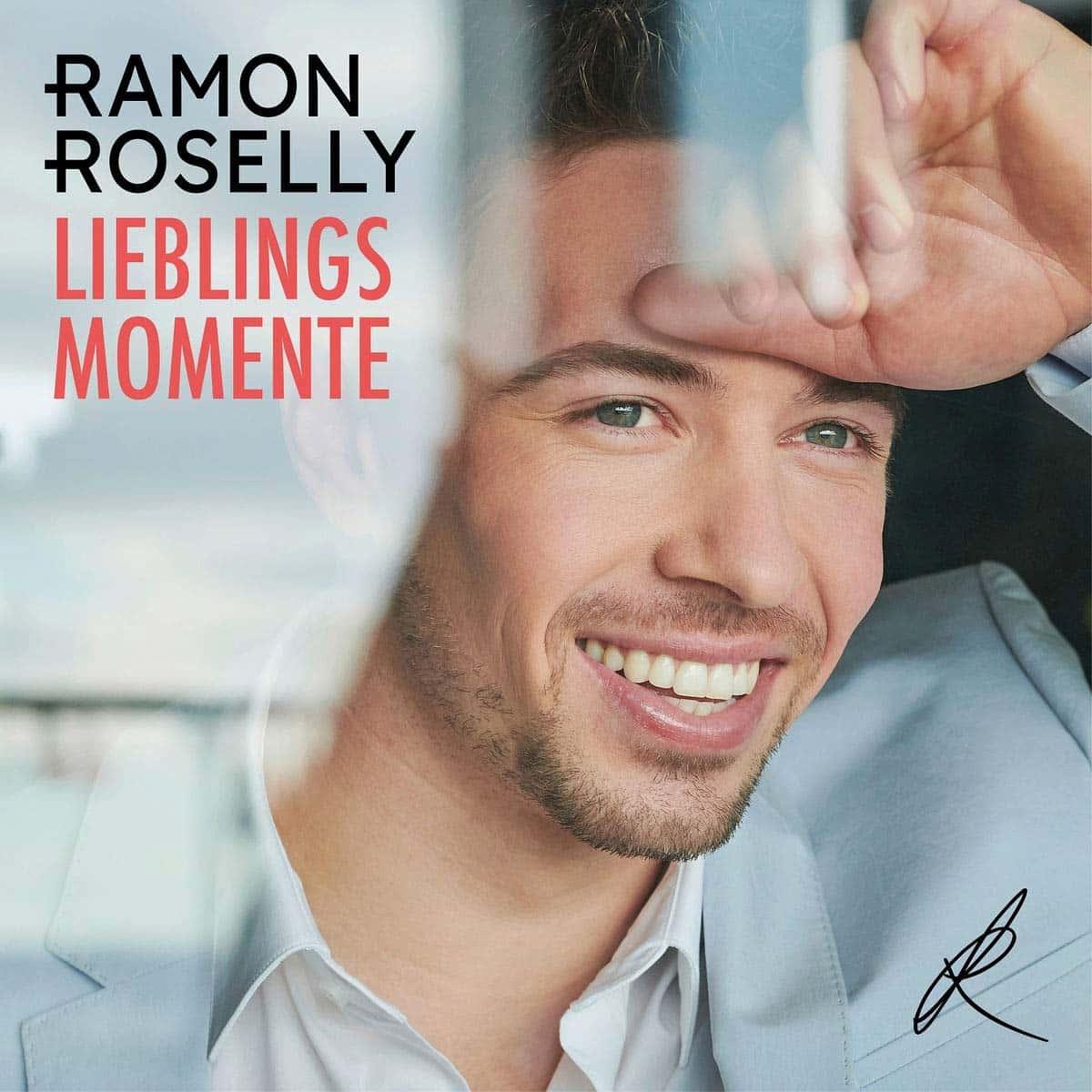 """Ramon Roselly CD """"Lieblingsmomente"""" 2021"""