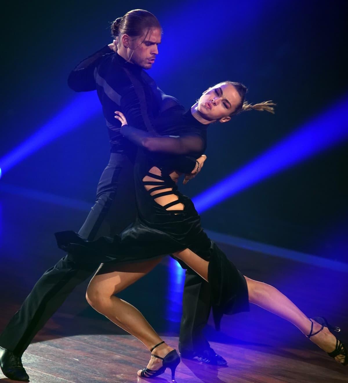 Rurik Gislason - Renata Lusin bei Let's dance am 26.3.2021