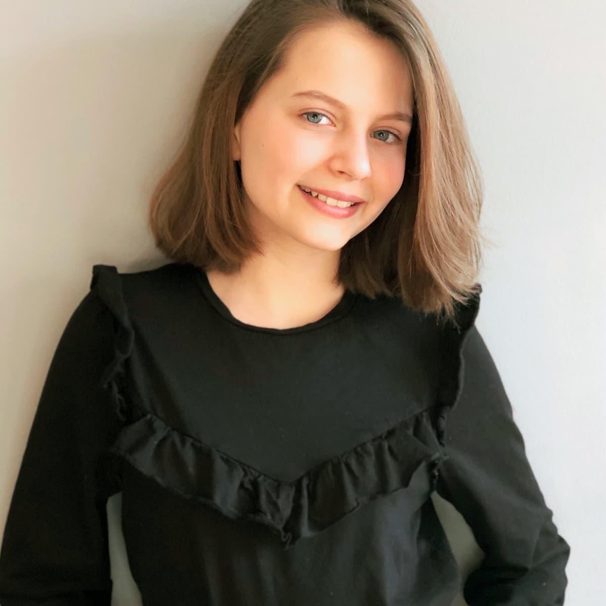 Selma Lohmann - Tänzerin bei Let's dance Kids 2021