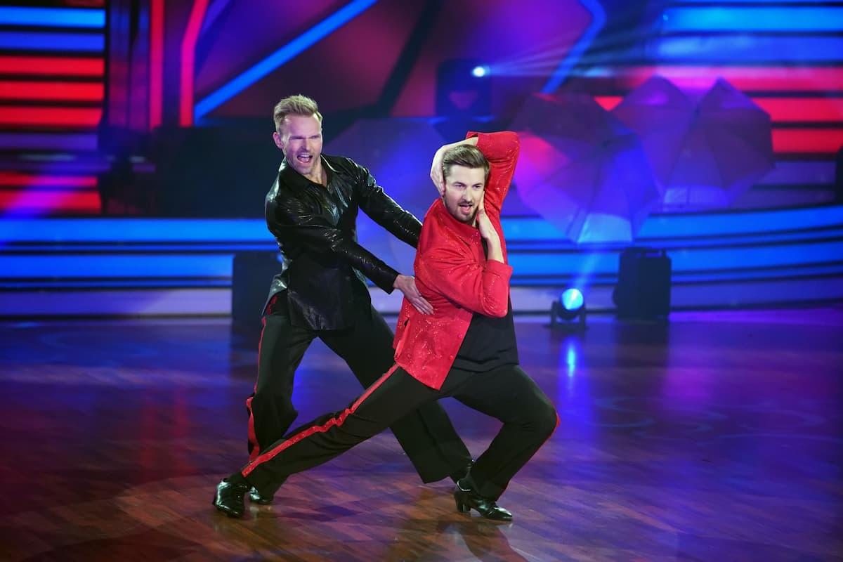 Vadim Garbuzov und Nicolas Puschmann Let's dance 5.3.2021