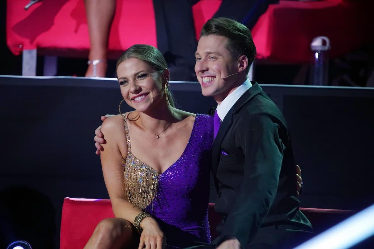 Valentina Pahde und Valentin Lusin Let's dance 5.3.2021